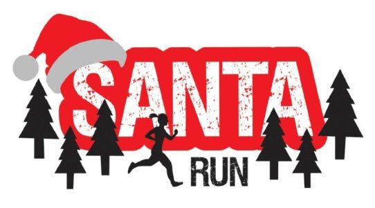 Santa Run London Logo